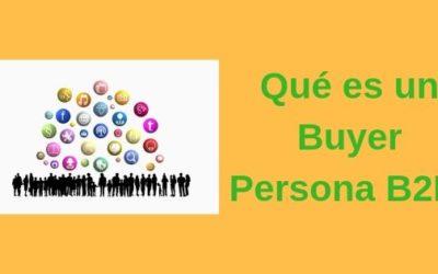 El Buyer Persona, imprescindible en el Inbound Marketing…
