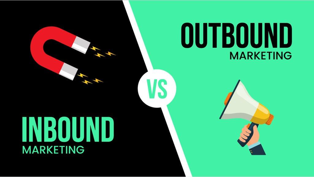 Diferencias entre Inbound Marketing vs Outbound Marketing.